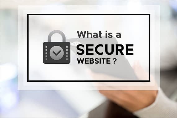 What is a Secure Website?