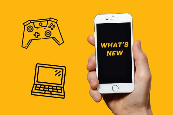 What's new about Playstation 5, iOS, HUAWEI, Microsoft Tablets, and the smallest Gaming PC