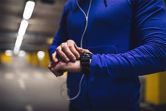 High Tech Watches