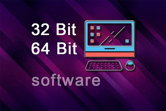 32-bit or 64-bit Software: What's the difference?