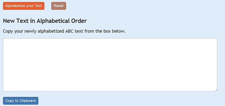 Text Fixer website image